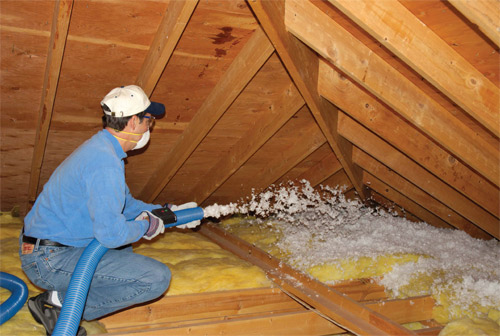 Perry County Insulation Installers